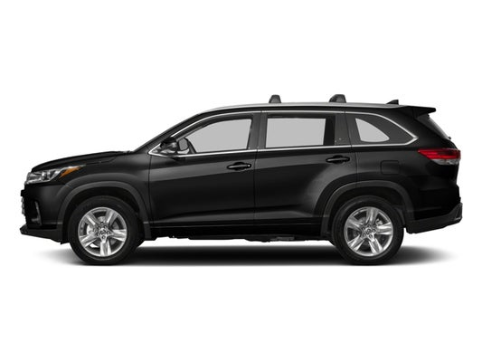 2017 Toyota Highlander Limited In Beaumont Tx Kinsel Ford