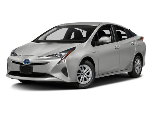 2016 Toyota Prius Two In Beaumont Tx Kinsel Ford