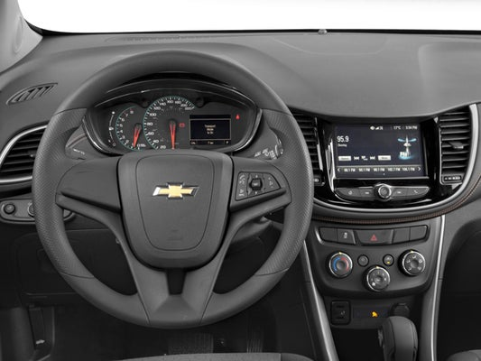 2017 Chevrolet Trax Ls In Beaumont Tx Kinsel Ford